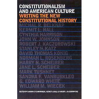 Constitucionalismo e cultura americana - escrevendo o novo Constitutiona