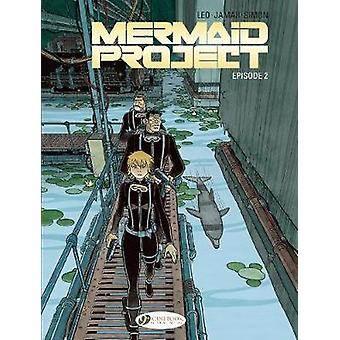 Mermaid Project Vol. 2 - Episode 2 by Fred Simon - 9781849184038 Book