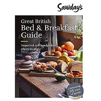 Great British Bed & Breakfast Guide - 9781906136949 Book
