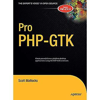 Pro PHP-GTK by Scott Mattocks - 9781590596135 Book
