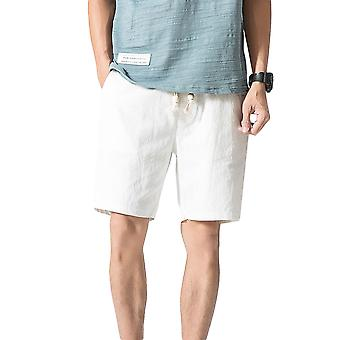 Allthemen Men's Cotton Sport Casual Chinese Style Summer Shorts
