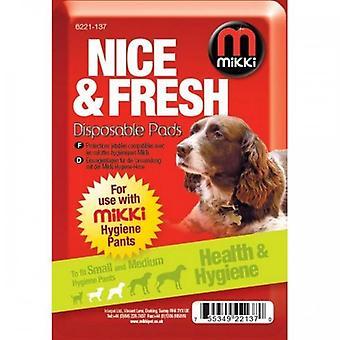 Podložky na jedno použití Mikki