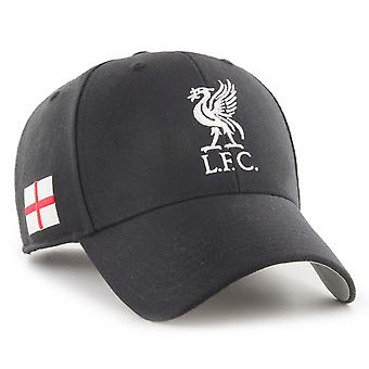 47 Brand Relaxed Fit Cap - Liverpool England Flag