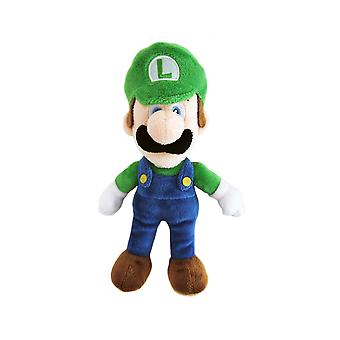 Virallinen Nintendo Super Mario Luigi Plushie - 25cm