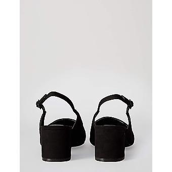 Brand - find. Women's Slingback Pump Black), US 7.5