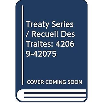 Treaty Series 2347 I -42069-42075 - 9789219003125 Book
