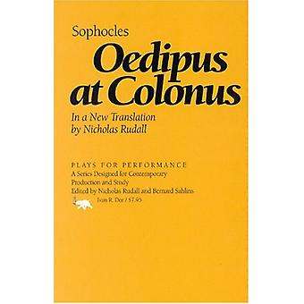 Oedipus at Colonus by Sophocles - 9781566634076 Book