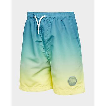 Novos McKenzie Kids' Mini Batixa Swim Shorts Blue