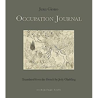 Occupation Journal by Jean Giono - 9781939810564 Book