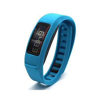 Replacement Wristband Bracelet Band Strap for Garmin Vivofit 2[Large,Light Blue] BUY 2 GET 1 FREE Supplier 18