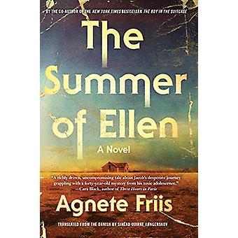 The Summer Of Ellen by Agnete Friis - 9781641291323 Book