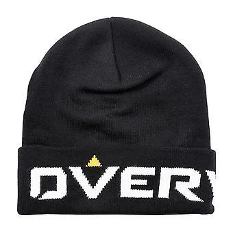 Overwatch, hat-black