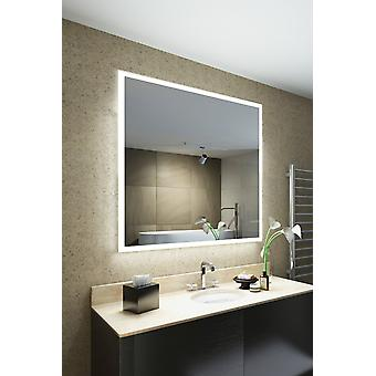 Auto Colour Change RGB Shaver Bathroom Mirror With Sensor k1420rgb