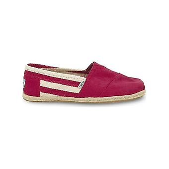 TOMS - Shoes - Slip-on - UNIVERSITY_10005420_RED - Men - Red - 9.5