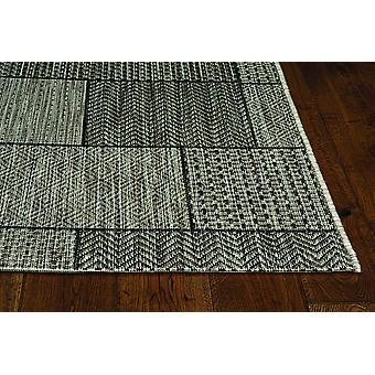 """47"""" X 31"""" שטיח פוליפרופילן אפור"""