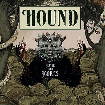 Hound - Settle Your Scores [CD] USA import