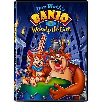 Banjo sekahalkoja kissa [DVD] Yhdysvallat tuoda