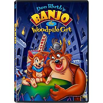 Banjo the Woodpile Cat [DVD] USA import