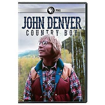 ジョン ・ デンバー: 国の少年 【 DVD 】 アメリカ インポートします。