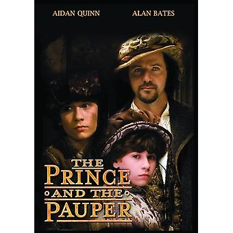 Prince & the Pauper [DVD] USA import