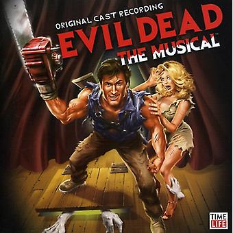 Cast Recording - Evil Dead: The Musical [Original Cast Recording] [CD] USA import