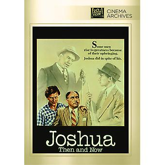 Joshua Then and Now [DVD] USA import