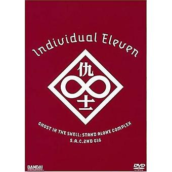 Ghost in the Shell - Individual Eleven [DVD] USA import