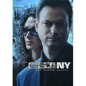 CSI: Ny: Season 4 [DVD] USA import