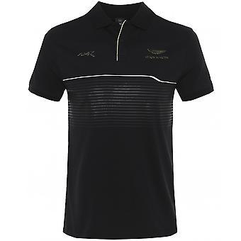 Hackett Slim Fit Polo Shirt à rayures
