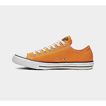 Converse Ctas Ox 164413C Orange Womens Shoes Boots