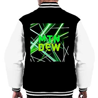 Mountain Dew Laser Men's Varsity Jacket