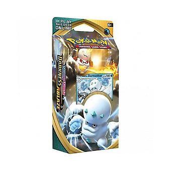 Pokemon Svärd & Sköld Mörker Ablaze - Galarian Darmanitan Tema Deck
