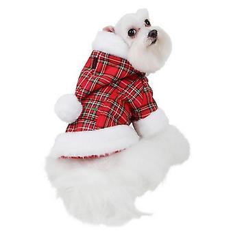 Puppia Santa`s Dog Coat