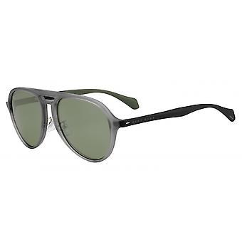 Solglasögon Herr 1099/F/Sriw/El Herr matt grå/grön