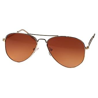 Sunglasses Junior Pilot brown polarized