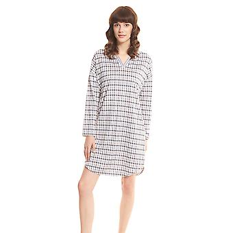 Rösch Smart Casual 1203532-16542 Women's Check Mix Nightdress