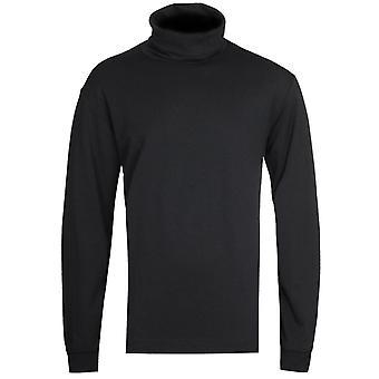 NN07 Zyron Roll Neck 3442 Black Sweatshirt