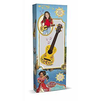 Elena Von Avalor Gitarre mit Lichtern