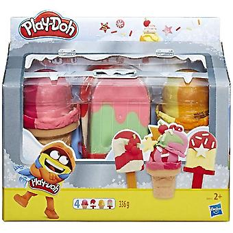 Play-Doh Ice Pops and Cones Freezer