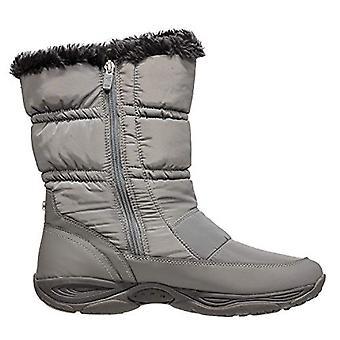 Easy Spirit Women's Element Cold Weather Winter Boot (8 M US, Light Gray)