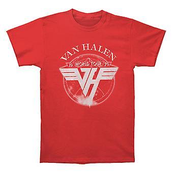 Maglietta Van Halen 1979 Tour