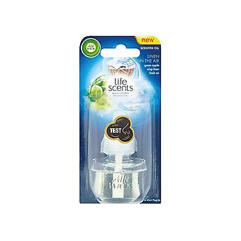 Reckitts Airwick Life Scents Linen In The Air Refill RB780008