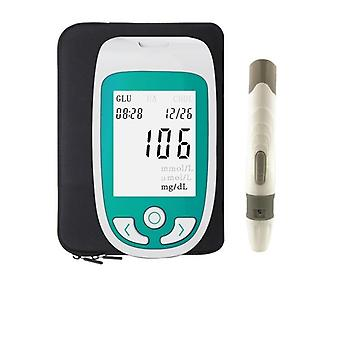 Multi-function Cholesterol, Uric Acid, Blood Glucose Meter