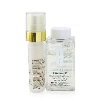 Clinique Id dramatisch verschillend hydraterende gelei + active cartridge concentraat voor sallow skin - 125ml/4.2oz