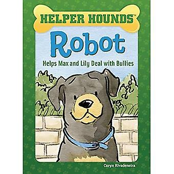 Robot Helps Max and Lily Deal With Bullies - Helper Hounds