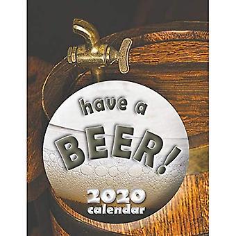 Have a Beer! 2020 Calendar