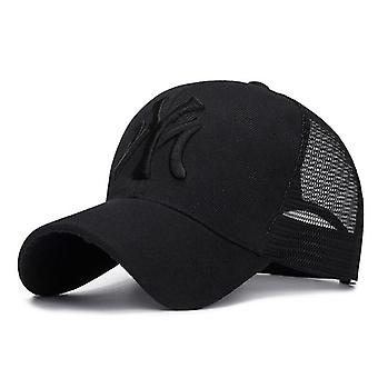 Outdoor Sport Baseball Cap, Spring & Summer Letters Embroidered Men / Women