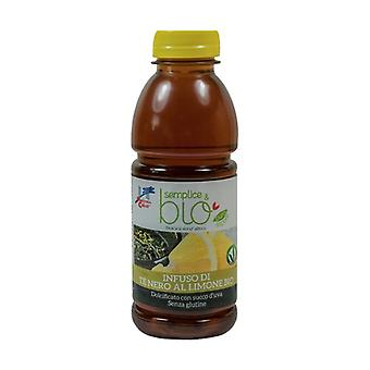 Simple & organic - Lemon iced tea ready 500 ml