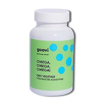 Omega Vegetable Gold Pearls Softgel 60 softgels