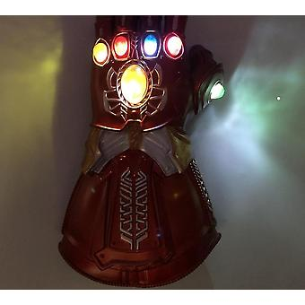 4 Endgame Thanos War Gauntlet Led Light Glove